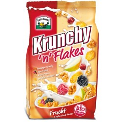 "Krunchy ""N2 Flakes Fruit 375g"