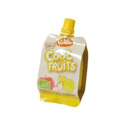 Fruits Manzana-Pera 4x90g
