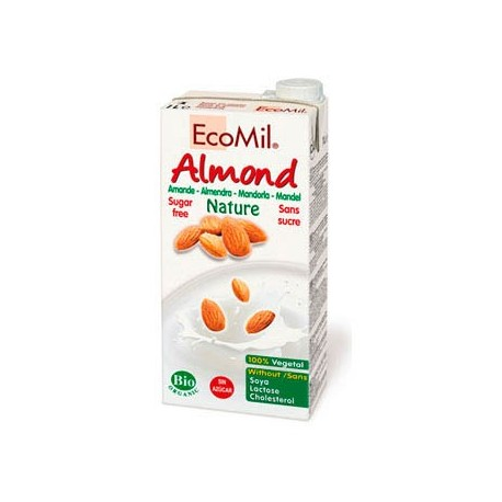 Almond Nature Sin Azúcar 1L