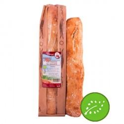 Pan de Chapata tipo Baguette