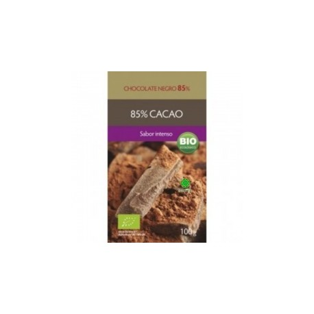 Chocolate Negro Intenso 85% 100g