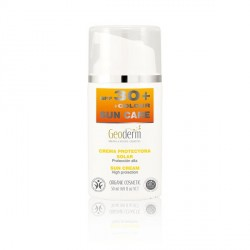 Crema Protectora Solar Fps + 30 Color