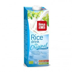 Bebida de Arroz Original 1000 ml.