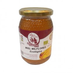 Miel de milflores 500ml