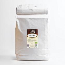 Semilla de sésamo crudo (5 Kg.)