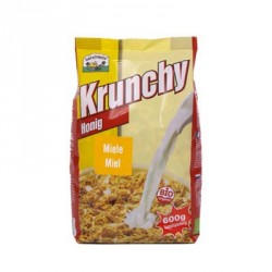 Muesli Krunchy honey-miel