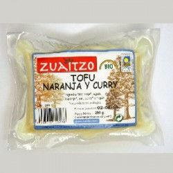 TOFU NARANJA-CURRY