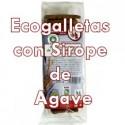 Ecogalletas con Sirope de Agave