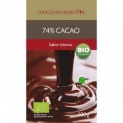 Chocolate Negro 74% 100g