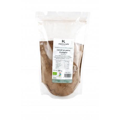 Cacao 100 % en polvo ECO