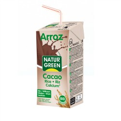 Arroz Choco Calcium Tetra 200 ml