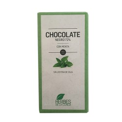 Chocolate Menta 72% ECO