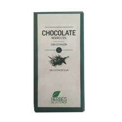 Chocolate Estragón 72% ECO