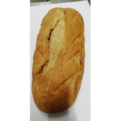 Hogaza de TRIGO 2kg Ecológica. Elaborado con harina integral 90%