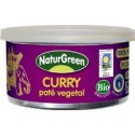 Naturgreen Paté Curry 125g