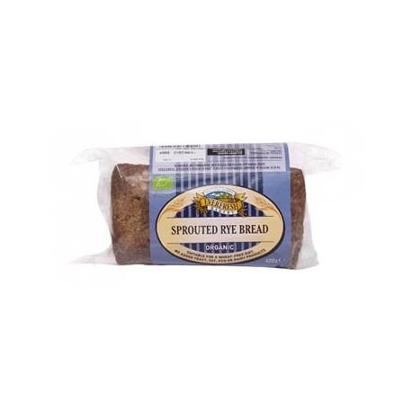 Pan germinado de centeno