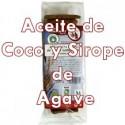 Galletas con aceite de coco y sirope de agave